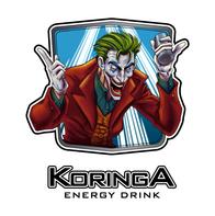 Koringa Energy Drink Logo
