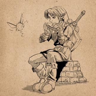 27- Zelda ocarina of time