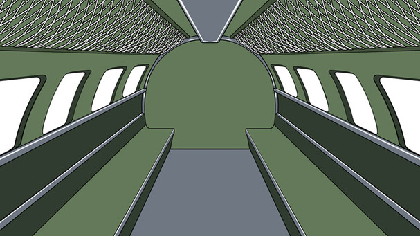 Avião 2ª Guerra mundial.