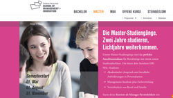 Steinbeis School of Management und I
