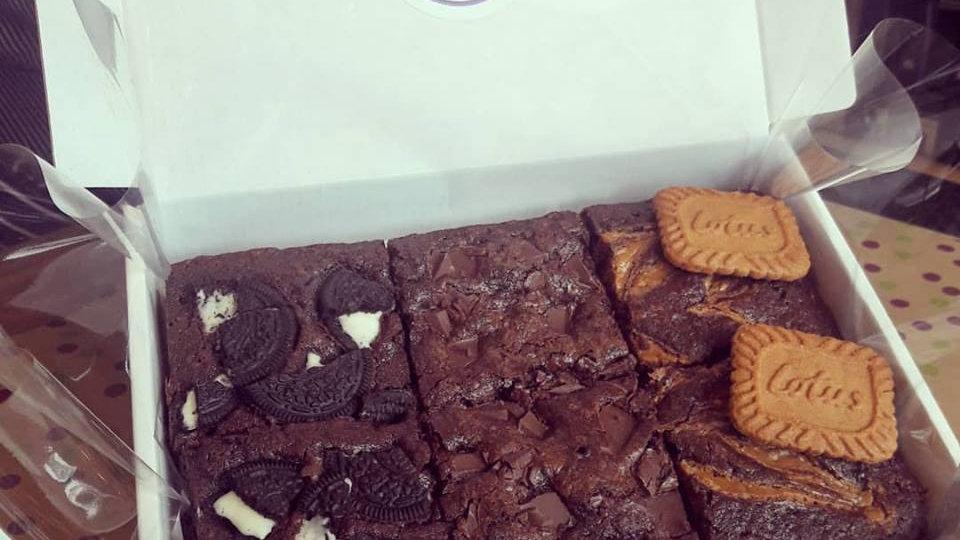 Selection Box - 6 Brownies!