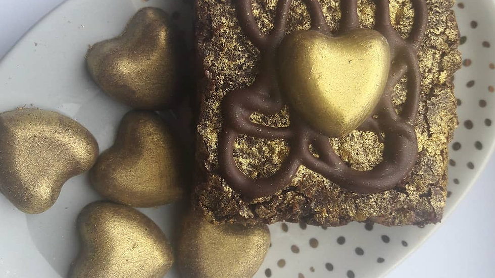 Heart of Gold - Box of 6