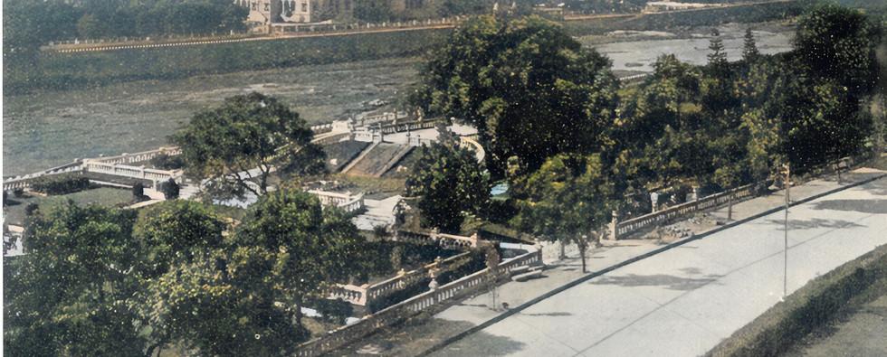 Osmania Park and the High Court