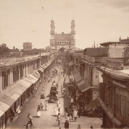 In Search of Promised Lands: Hyderabad and the Garden of Paradise