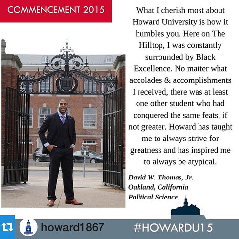 Howard University Commencent Feature
