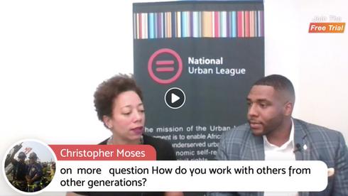 Live Interview W/ National Urban League
