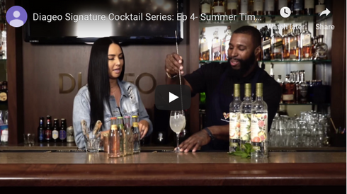 Key Influencer Collab w/ New Ketel One Vodka Launch