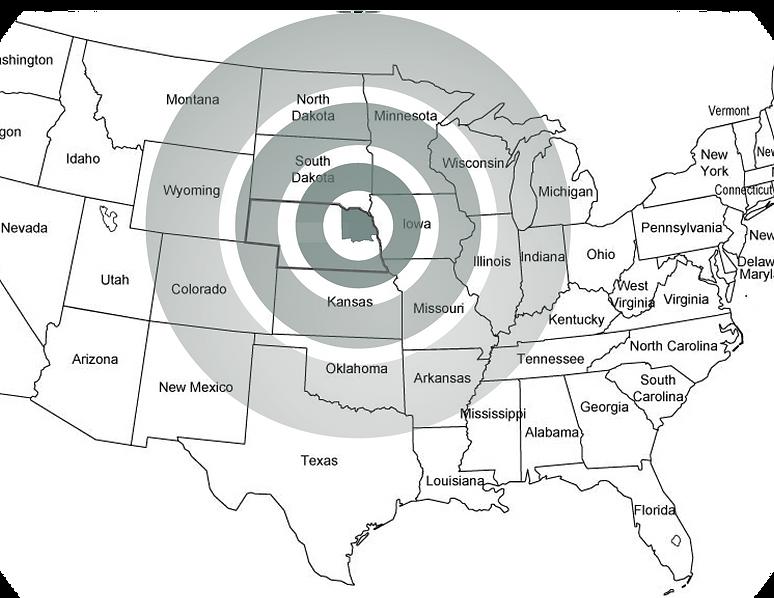 Northeast Nebraska United States