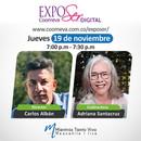 'Mientras Tanto Vivo', invitado a Exposer 2020