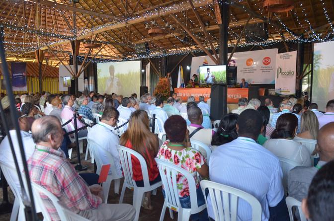 Reunión de la Familia Cañicultora en la XLV edición de la Asamblea Ordinaria de Afiliados a Procaña