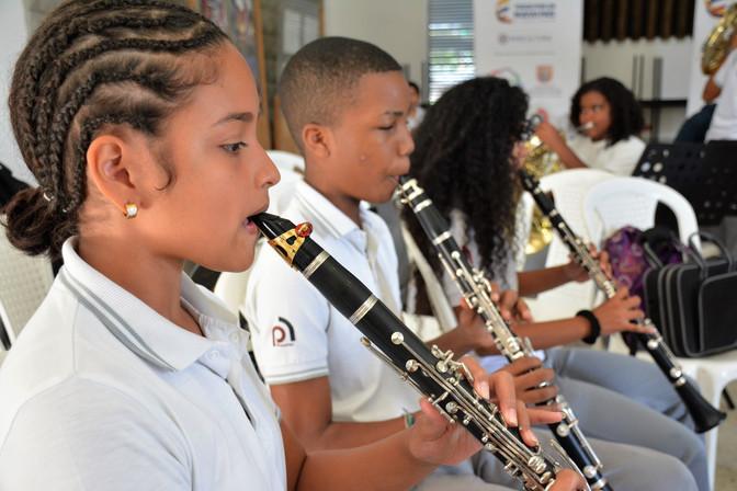 Escuela de Música Desepaz, gana concurso del Ministerio de Cultura
