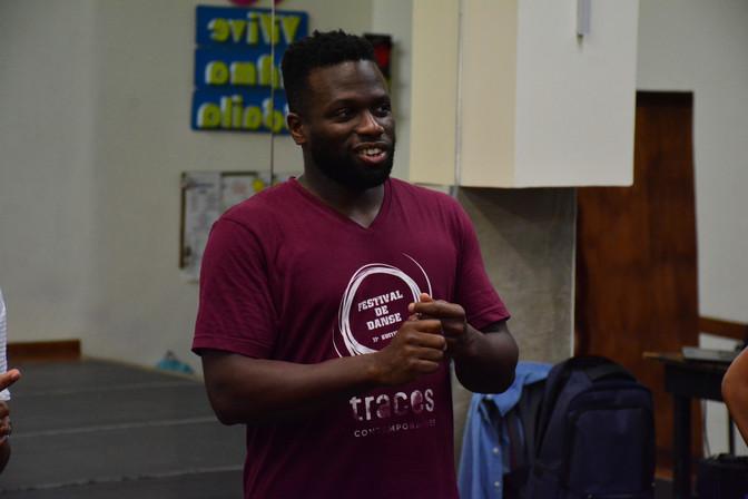 Clase Maestra con Babacar Cissé: El Hip Hop como unión y fuerza