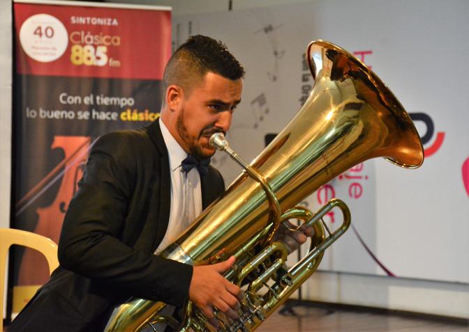 Una noche con lo mejor del talento sinfónico colombiano: Concierto de Jóvenes Solistas 2018