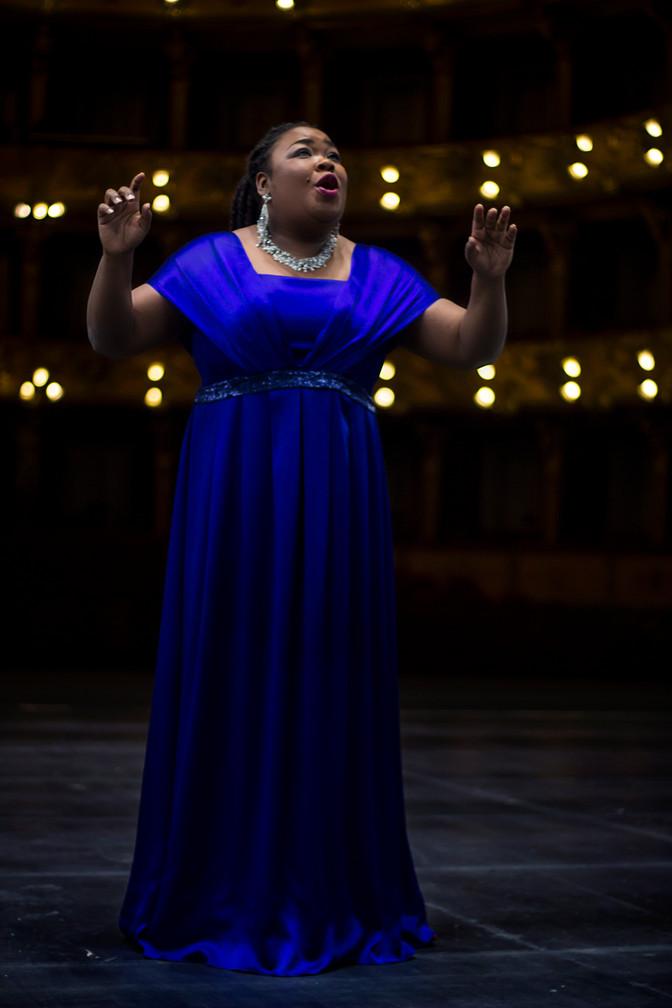 Llega a Cali la reconocida soprano Betty Garcés con la Orquesta Filarmónica de Cali