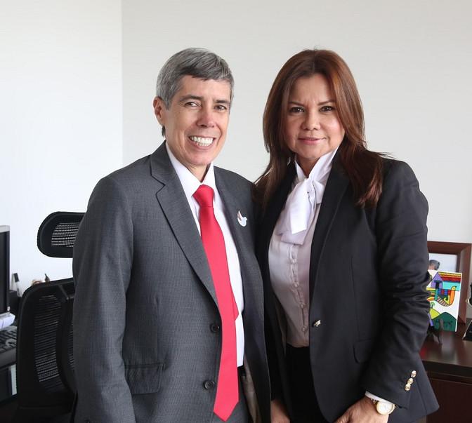 Fabiola Perdomo Estrada, nueva directora territorial de la Unidad para las  Víctimas en el Valle del