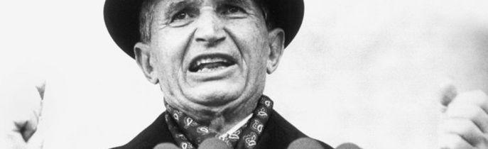 Nicolae Ceausescu Communist Tour Bucharest