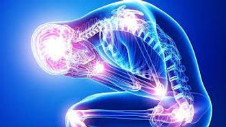 Thermal contrasts against Fibromyalgia and CFS
