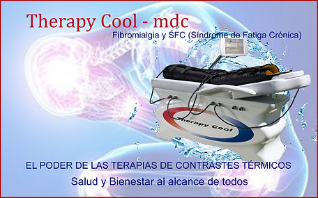 El poder de las terapias de contrastes térmicos
