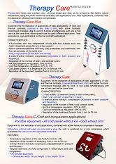 Anverso Flayer Therapy Care Fisio Rv.6 I