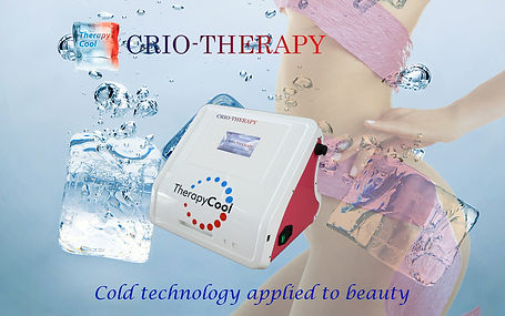 Cold technology applied to beauty