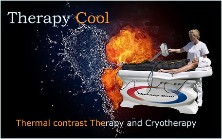 Thermal contrast therapy and cryotherapy