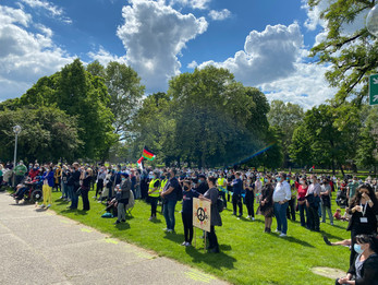 Stuttgart feiert die Gerechtigkeitspartei