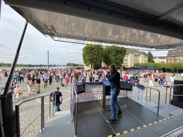 Wahlkampf Team Todenhöfer: In Köln schließt sich der Kreis