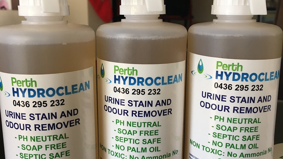 URINE STAIN AND ODOUR REMOVER
