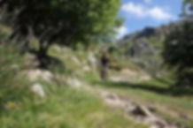rando randonnée VTT vélo st joseph des bancs