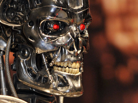 AI is coming to kill us?