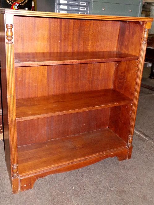 Oak Small Bookcase