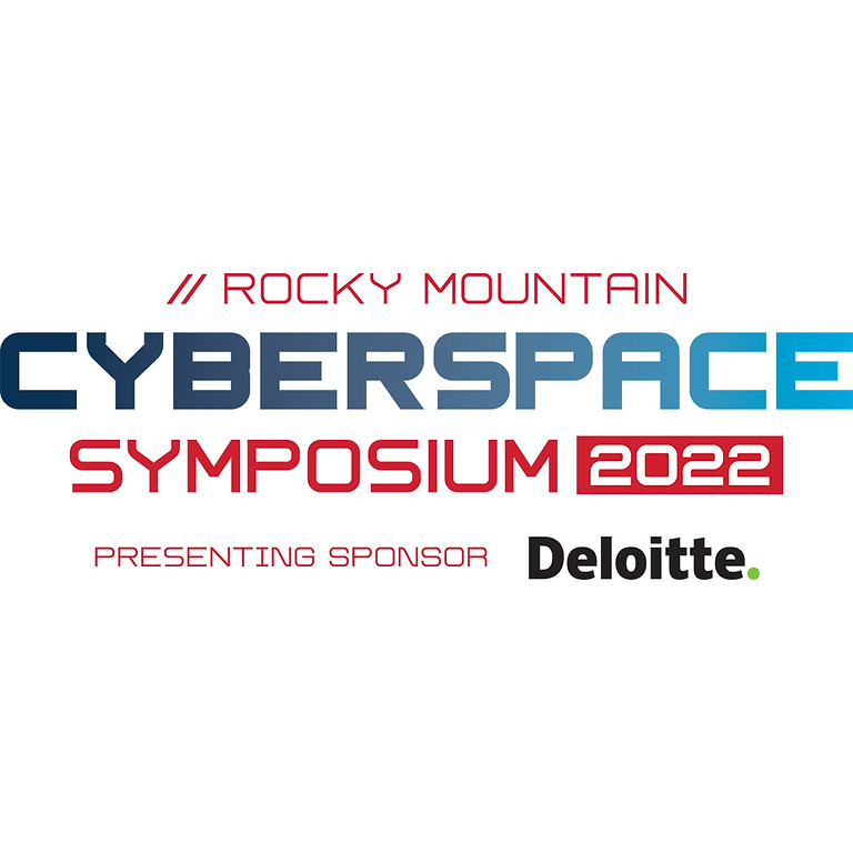 AFCEA Rocky Mtn Cyberspace Symposium (RMCS) 2022