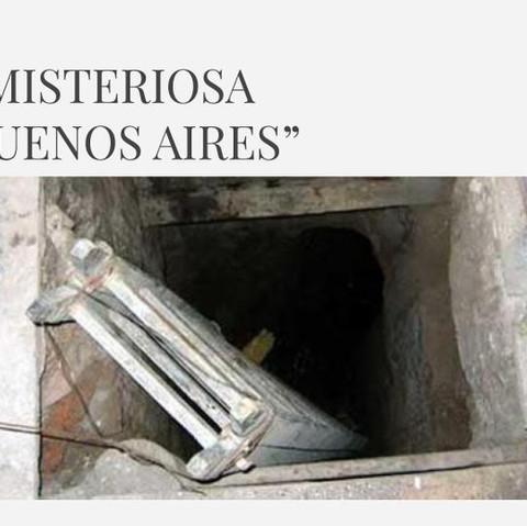 MITOS Y MISTERIOS DEL SUBSUELO PORTEÑO