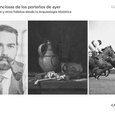 COSTUMBRES LICENCIOSAS DE AYER