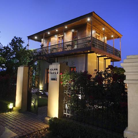 Club Tapiz: Hotel & Resto