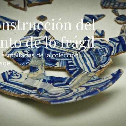 RECONSTRUCCION DEL ENCANTO DE LO FRAGIL