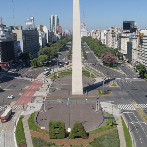 Buenos Aires, mayo 2020 en tiempos de COVID-19