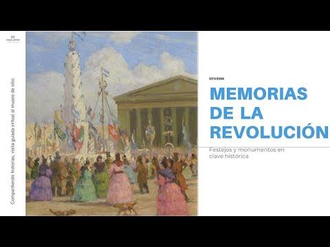 MEMORIAS DE LA REVOLUCION DE MAYO