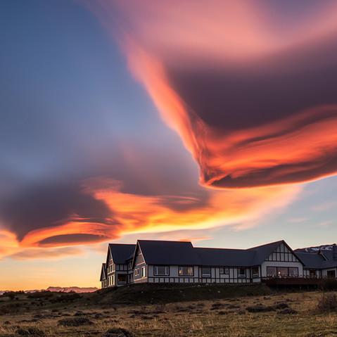 EOLO, el espíritu de la Patagonia.
