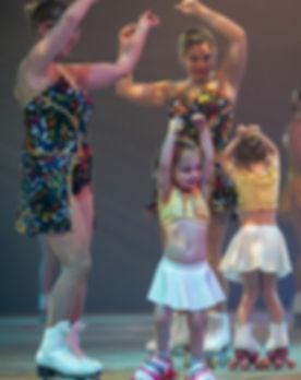Leren kunstrolschaatsen bij RollerSchool Brasschaat