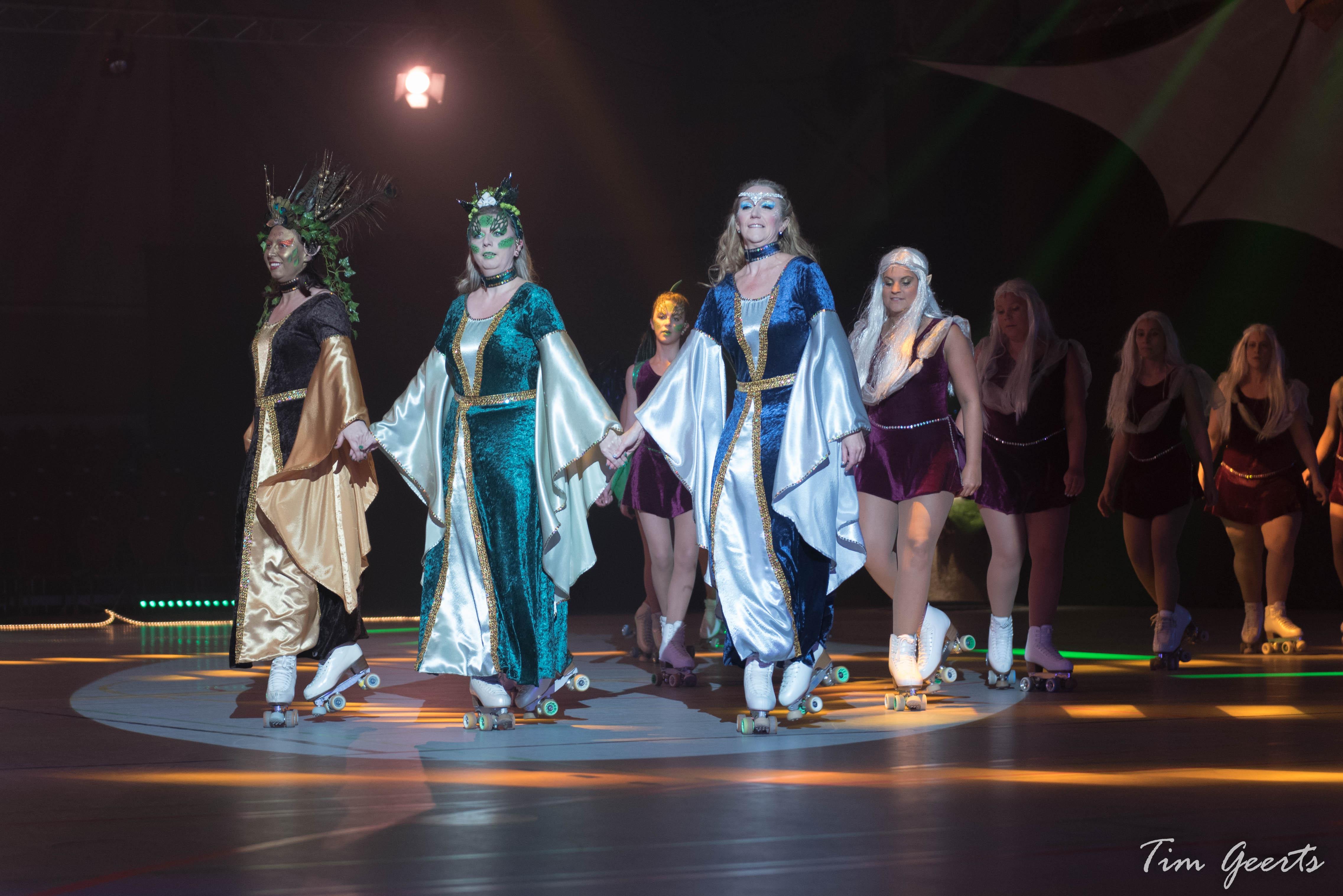 """""""De Koninginnen"""" uit Draconya"""