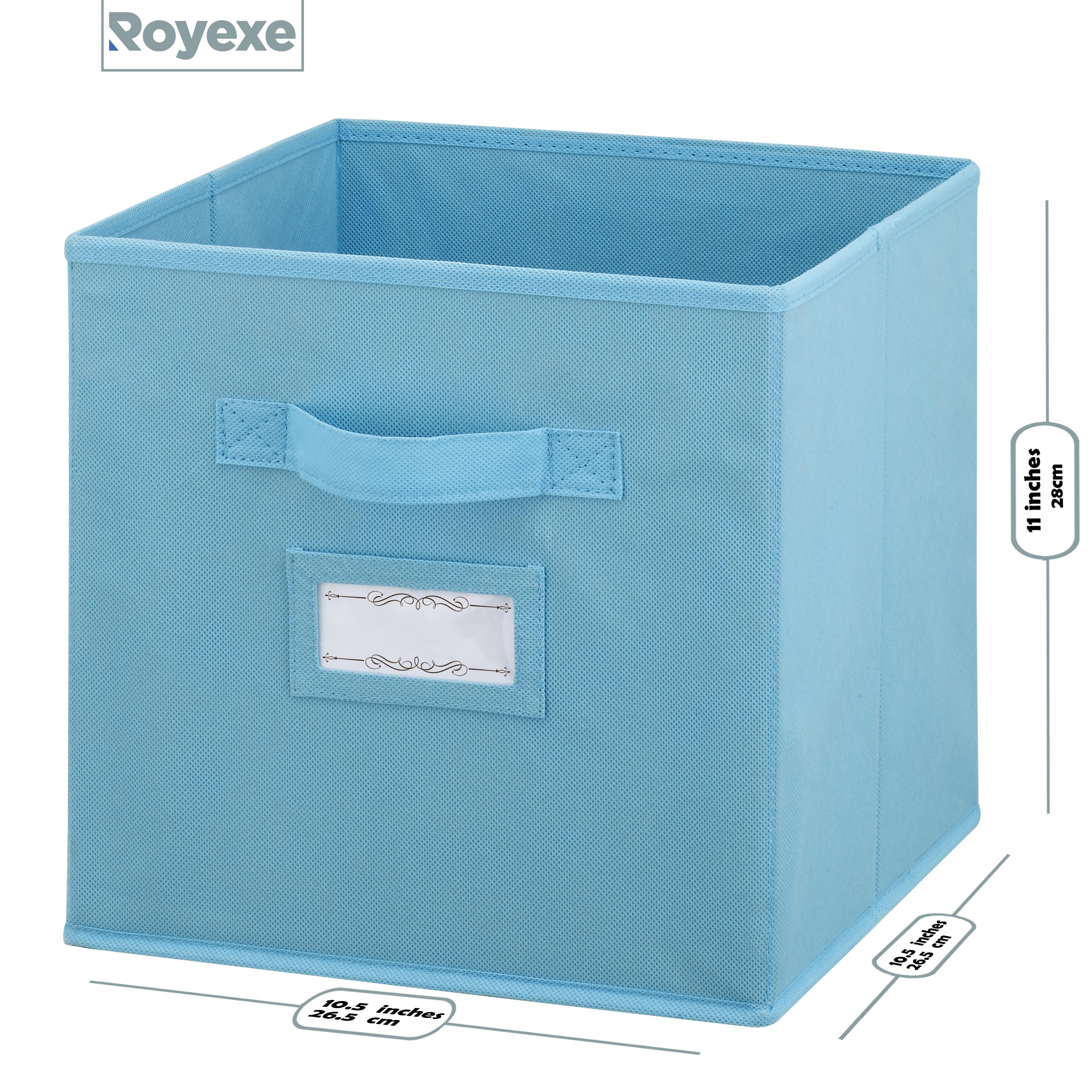 Cloth storage cubes (3)
