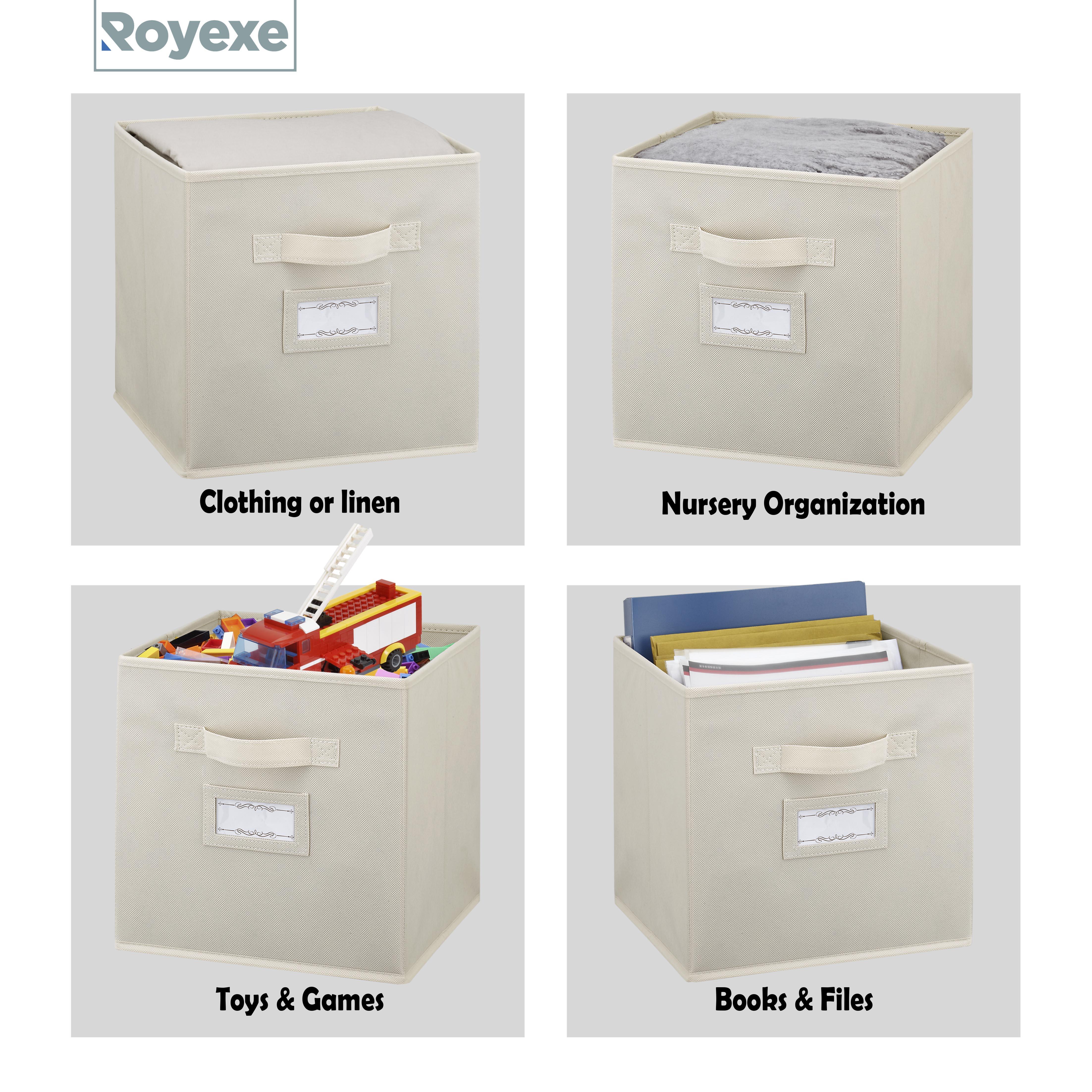 Cloth storage basket (5)