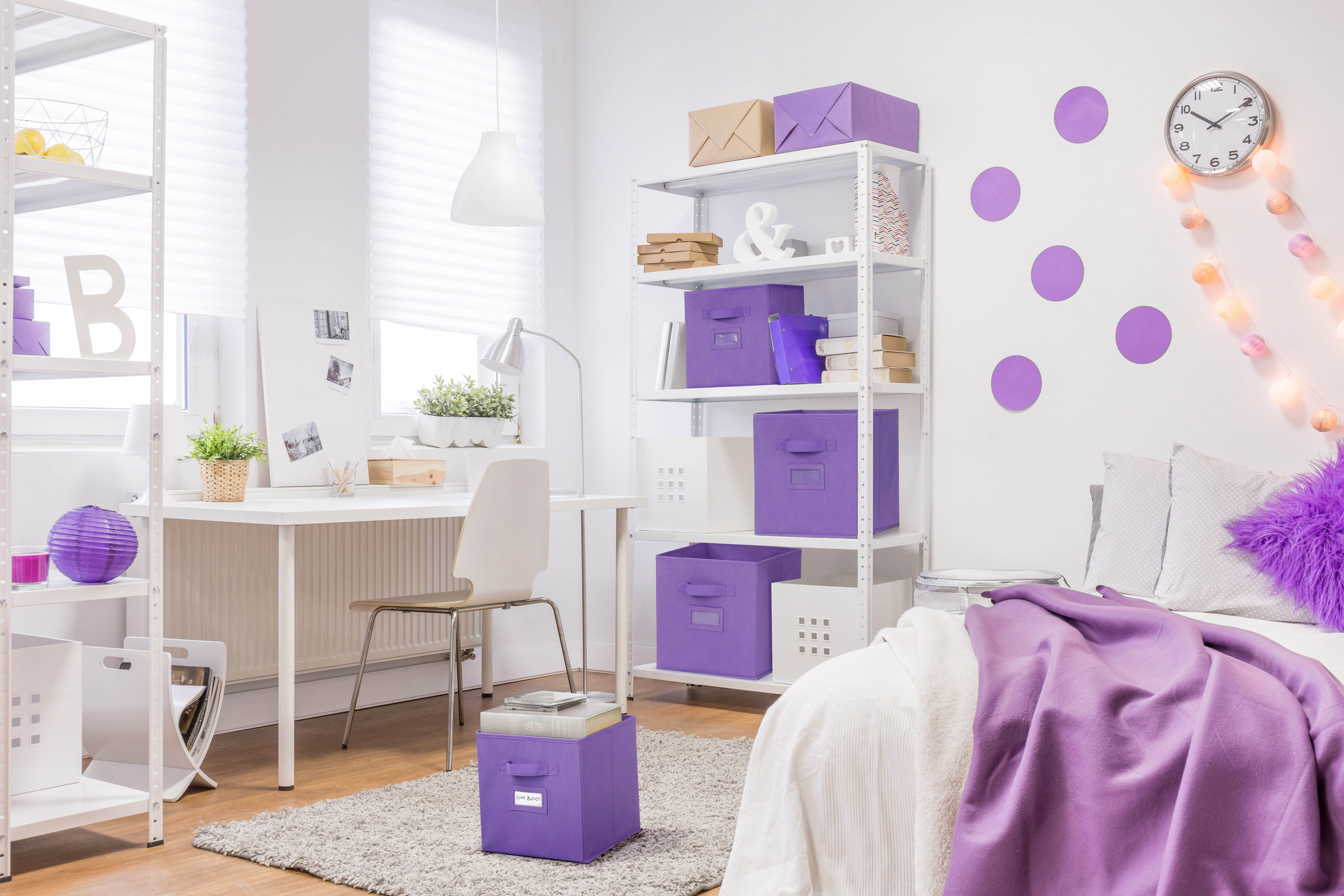 Collapsible storage bins (2)