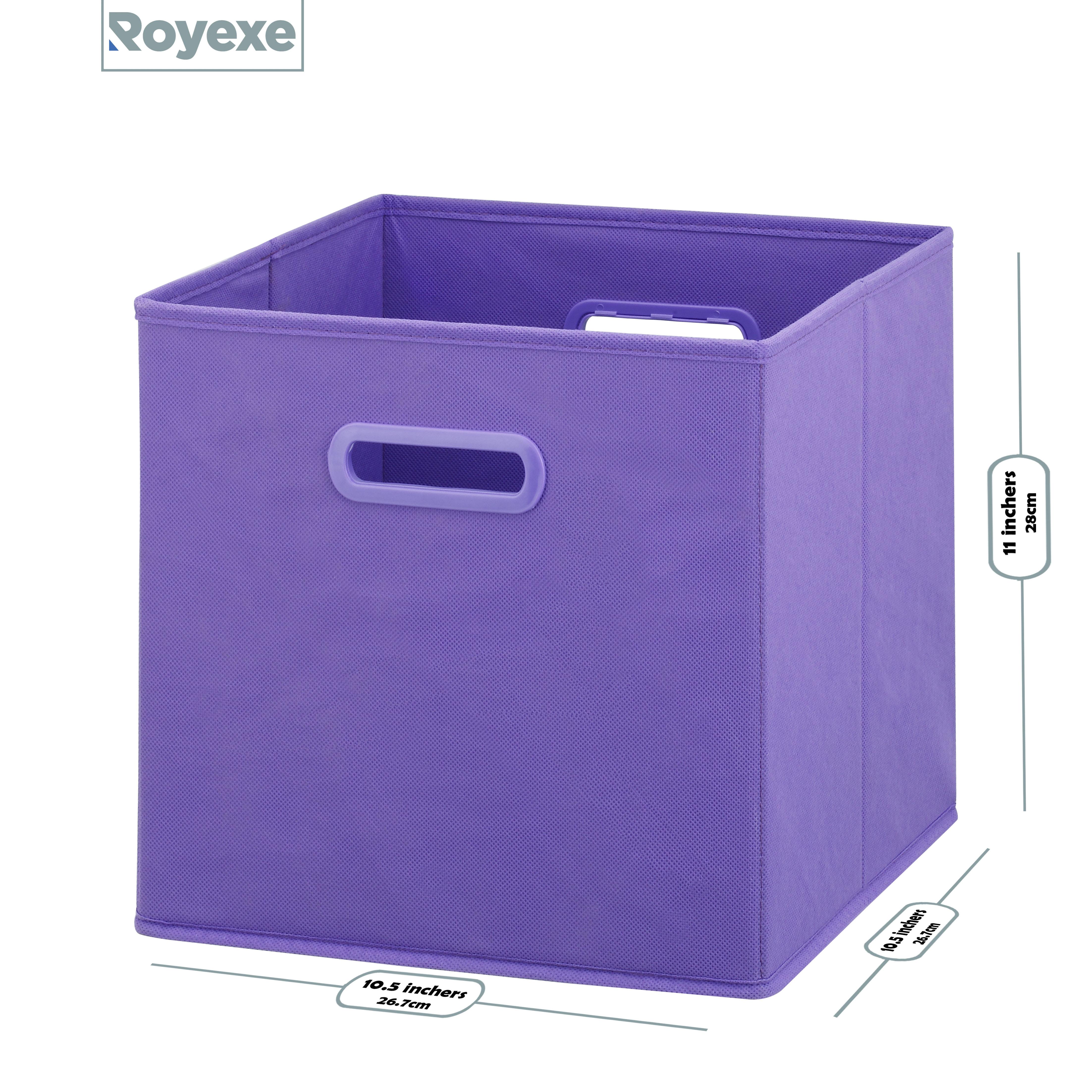 Cloth storage cubes