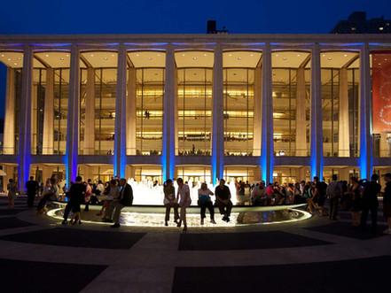 A Night of Débuts!! David Geffen Hall, Verdi Requiem, National Chorale!