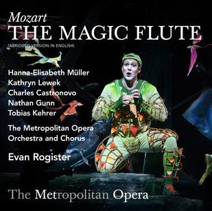 "Metropolitan Opera releases ""The Magic Flute"" on iTunes!"