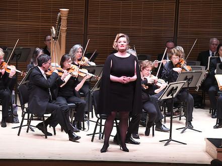 Top Prize, Gerda Lissner International Vocal Competition, Wagner Division