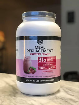 Matthiola meal replacement shake