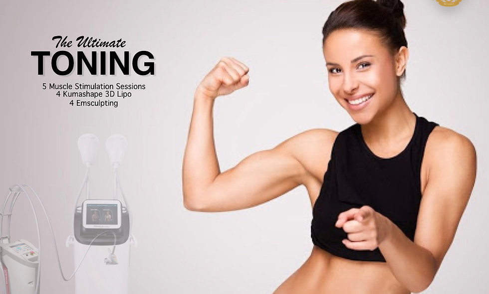 The Ultimate Toning